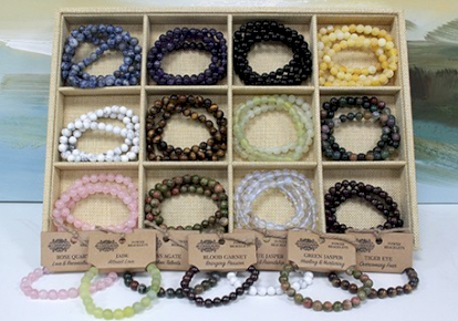 Wholesale Power Bracelets Display Box